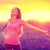 freedom wellness woman open arms in sunset stock photo © maridav