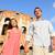 podróży · para · miłości · Rzym - zdjęcia stock © maridav