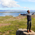 liberdade · homem · natureza · Islândia · livre · brasão - foto stock © maridav