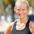 sporty healthy woman runner listening to music stock photo © maridav