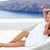 rahatlatıcı · kadın · kanepe · başvurmak · kanepe - stok fotoğraf © maridav