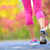 jogging and running woman with athletic legs stock photo © maridav