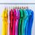 Homme · rack · jeunes · heureux · vêtements · magasin - photo stock © maridav