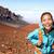 kirándulás · emberek · Hawaii · nyom · USA · fiatal · nő - stock fotó © maridav
