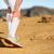 物理的傷害 · 痛み · を実行して · 脚 · ランナー - ストックフォト © maridav