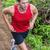 спортсмена · Runner · тропе · работает · горные · природы - Сток-фото © maridav