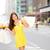 New · York · citromsárga · taxi · New · York · taxi · száguld - stock fotó © maridav