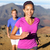 trail running woman runner healthy lifestyle stock photo © maridav