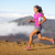 runner woman athlete running sprinting fast stock photo © maridav