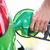 gas station pump   filling gasoline in green car stock photo © maridav