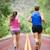 esecuzione · formazione · runners · jogging · strada · fuori - foto d'archivio © Maridav