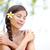 健康 · 美 · 女性 · リラックス · スパ · 穏やかな - ストックフォト © maridav