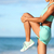 atleta · mulher · pernas · corrida · ao · ar · livre - foto stock © maridav