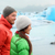 hiking people visiting jokulsarlon on iceland stock photo © maridav