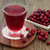 cranberry juice health drink stock photo © marilyna