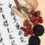 raiz · acupuntura · mandarim · escrita · arroz - foto stock © marilyna