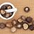 cogumelos · cozinhar · madeira · floresta · fundo · tabela - foto stock © marilyna