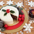 Christmas Cake and Mulled Wine stock photo © marilyna