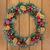 クリスマス · ヤドリギ · 赤 · 金 · 安物の宝石 · 装飾 - ストックフォト © marilyna
