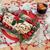 christmas still life party food stock photo © marilyna