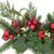 Natale · decorazione · floreale · rosso · ivy · vischio - foto d'archivio © marilyna