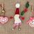 natal · ornamento · madeira · abstrato - foto stock © marilyna