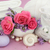 steeg · toiletartikelen · lavendel · bloemen · badkamer - stockfoto © marilyna