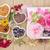 lawendy · rumianek · herb · kwiaty · używany - zdjęcia stock © marilyna