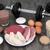 hoog · eiwit · voedsel · gezondheid · dieet - stockfoto © marilyna