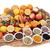gyógyító · étel · gyógynövények · nagy · antioxidáns · gyógynövény - stock fotó © marilyna