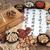 chinês · ervas · erva · ingredientes · balança - foto stock © marilyna