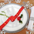 christmas decorative table setting stock photo © marilyna