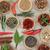 grunge · kruid · kruiden · vorm · grens · textuur - stockfoto © marilyna