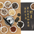 acupuntura · ervas · pedra · como - foto stock © marilyna