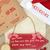 levél · apa · karácsony · buli · meghívó · öröm · felirat - stock fotó © marilyna