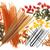 colorato · greggio · spaghetti · primo · piano · shot · cottura - foto d'archivio © marilyna