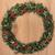 Holly Berry Wreath stock photo © marilyna