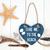 forma · de · coração · starfish · praia · flores · amor · natureza - foto stock © marilyna