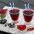 áfonya · smoothie · gyümölcslé · ital · dzsúz · egészség - stock fotó © marilyna