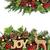 karácsony · absztrakt · keret · arany · felirat · fa - stock fotó © marilyna