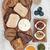 Grieks · yoghurt · honing · biscuits · glas · melk - stockfoto © marilyna