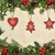 Noel · sınır · ahşap · önemsiz · şey · süslemeleri - stok fotoğraf © marilyna