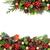 Natale · decorativo · confine · flora · rosso - foto d'archivio © marilyna