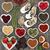 voedsel · seksueel · gezondheid · hart · kommen - stockfoto © marilyna