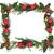 virágmintás · keret · karácsony · absztrakt · piros · csecsebecse - stock fotó © marilyna