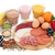egészség · testépítés · étel · magas · fehérje · hús - stock fotó © marilyna