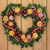 Christmas Wreath stock photo © marilyna