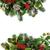 kırmızı · karpuzu · kış · kar · ahşap · arka · plan - stok fotoğraf © marilyna