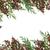 Cedar Cypress Border stock photo © marilyna