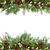 クリスマス · フローラル · 国境 · 自然 · ヤドリギ · ツタ - ストックフォト © marilyna